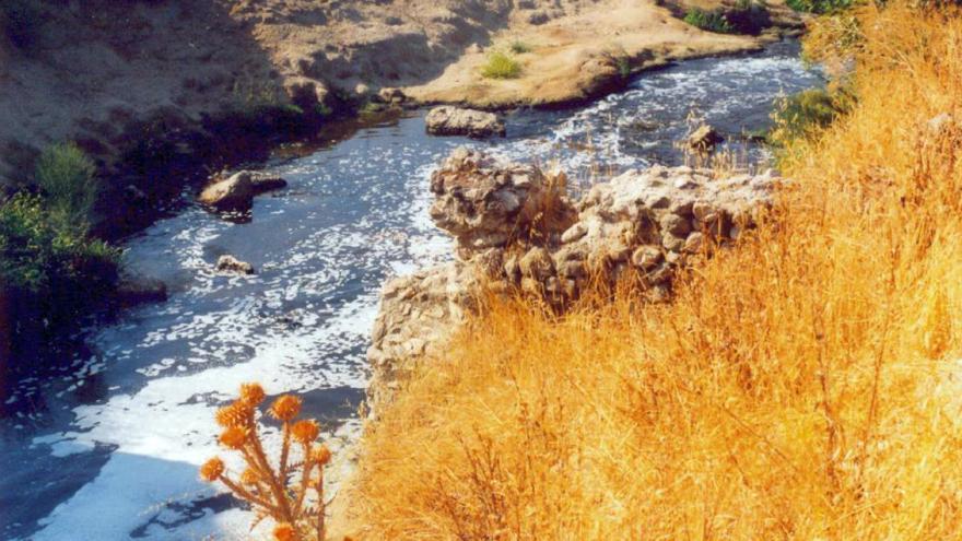 Presa medieval de Móstoles. Parque Regional del curso medio del río Guadarrama y su entorno
