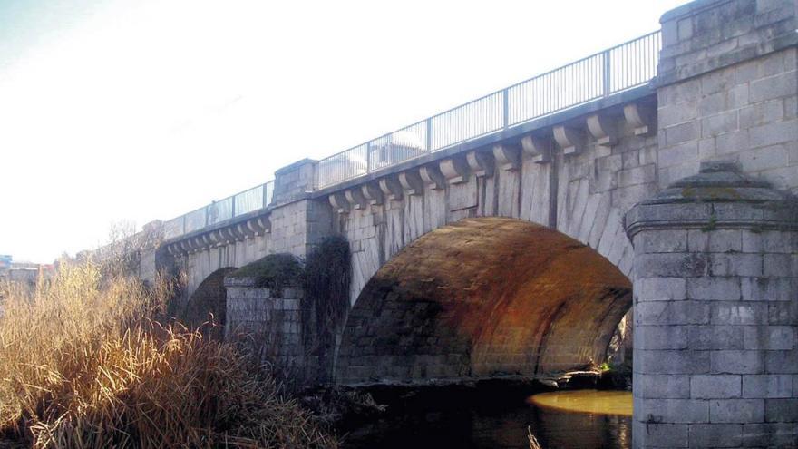 Puente del Aguijón. Parque Regional del curso medio del río Guadarrama y su entorno