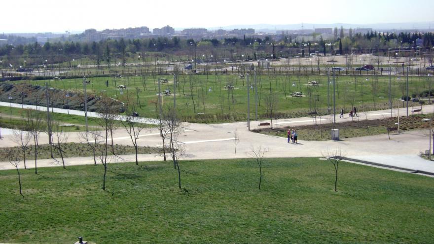 Parque Forestal Valdebernardo. Madrid