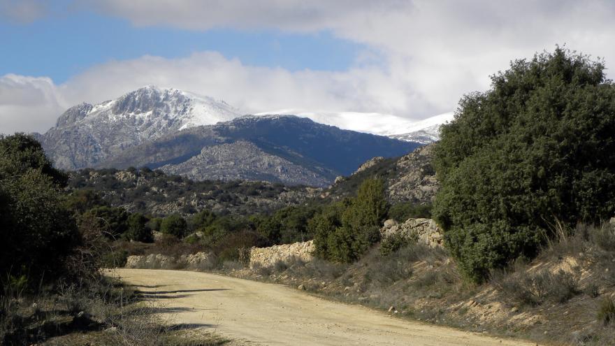 Reserva de la Biosfera Cuenca Alta del río Manzanares. Cañada