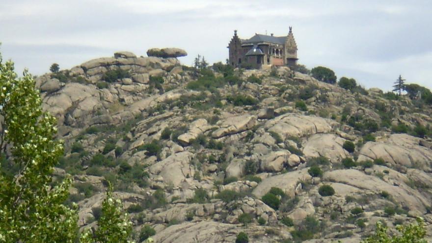 Parque Regional de la cuenca alta del Manzanares. Casa del Canto del Pico