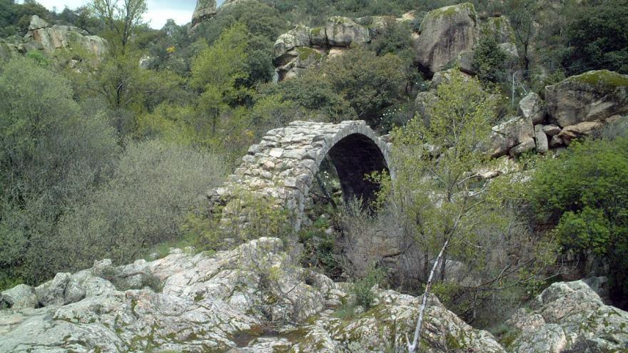 Puente de Alcanzorla_Galapagar