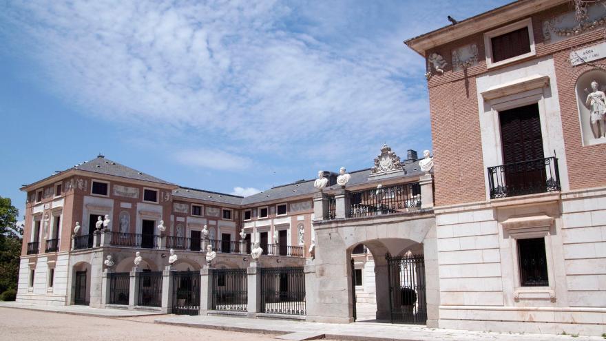 Casita del Príncipe. Madrid