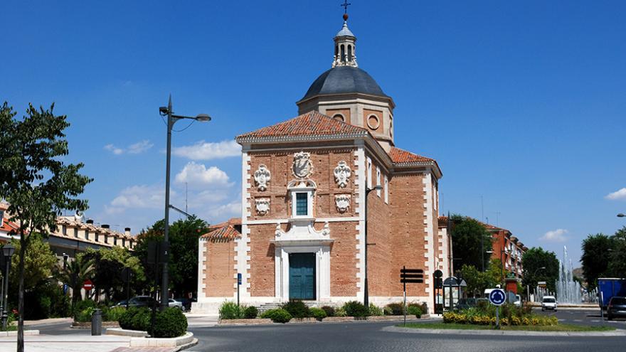 Iglesia de Alpajés. Aranjuez