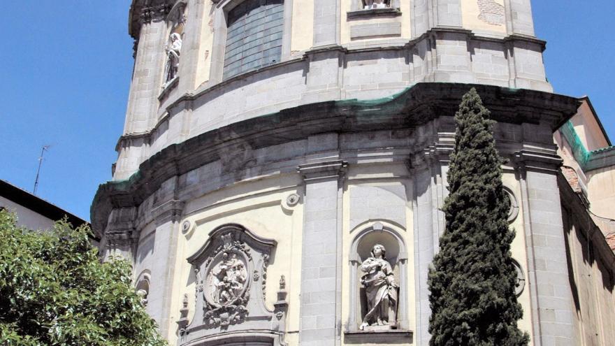 Basílica de San Miguel. Madrid.
