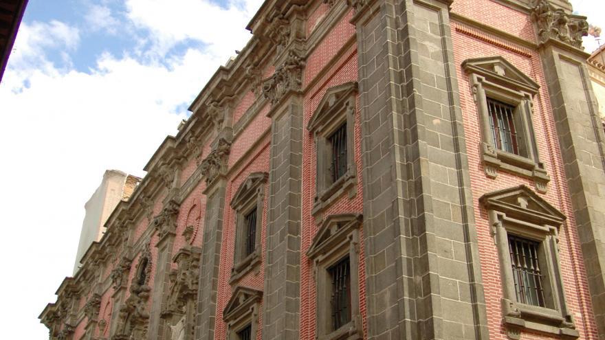 Iglesia de San Cayetano. Madrid.