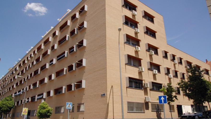 Edificio de viviendas en Palomeras. Madrid.