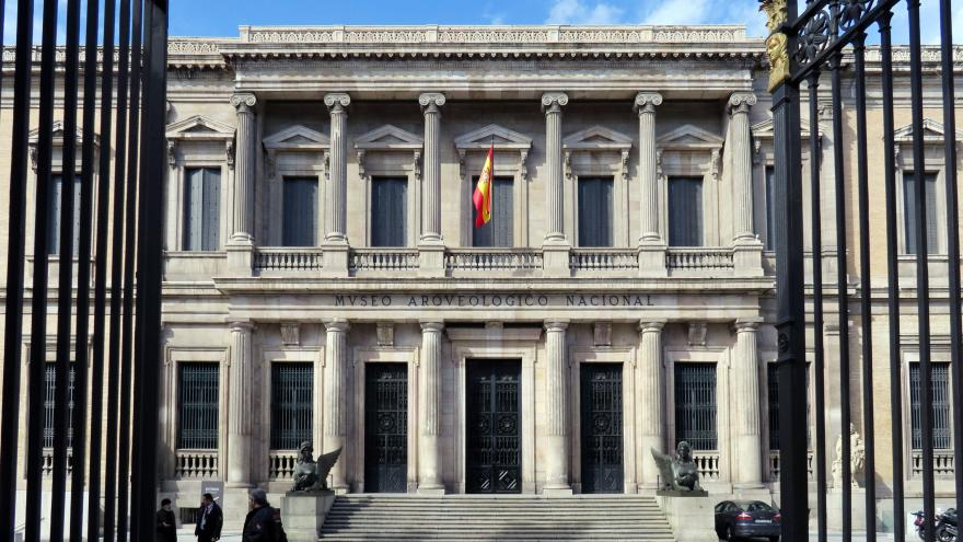 Museo Arqueológico Nacional. Madrid