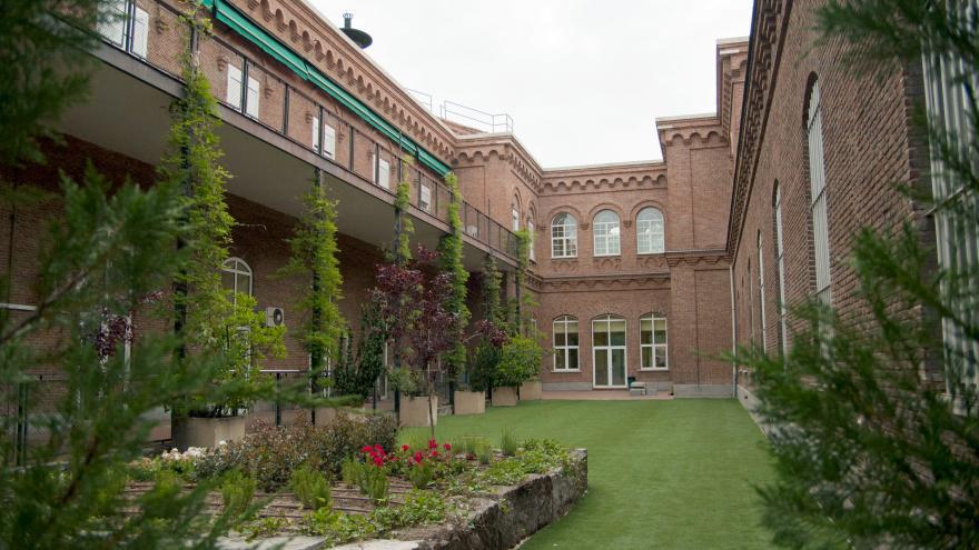 Hospital del Niño Jesús. Madrid.