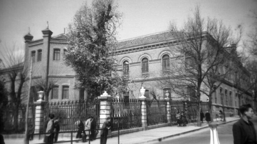 Antigua Faculta de Veterinaria. Madrid