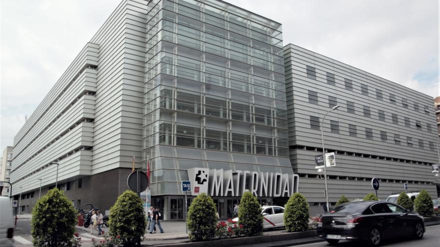 Hospital Materno Infantil. Madrid.