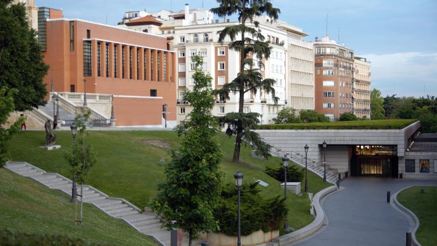 Ampliación Museo del Prado. Madrid