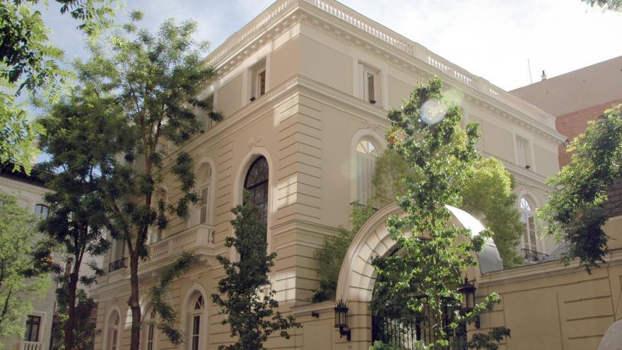 Fundación Norman Foster. Madrid.