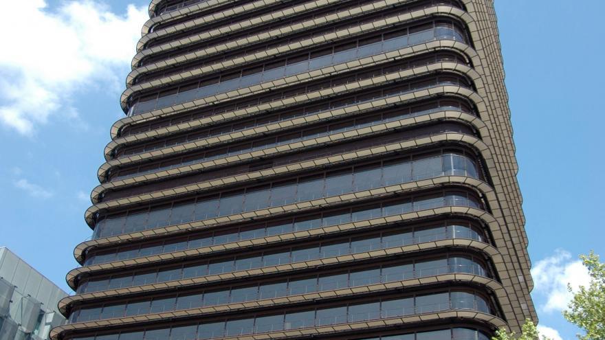 Torre BBVA. Madrid.
