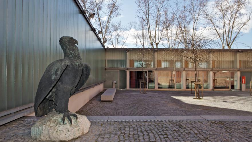 """Complejo """"El Águila"""". Madrid. (Archivo Regional de la Comunidad de Madrid)"""