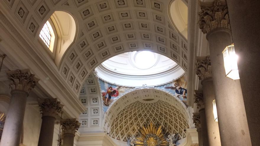 Oratorio de Caballero de Gracia. Madrid
