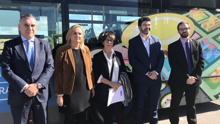 La Comunidad mejora el transporte público en el nuevo barrio de El Cañaveral