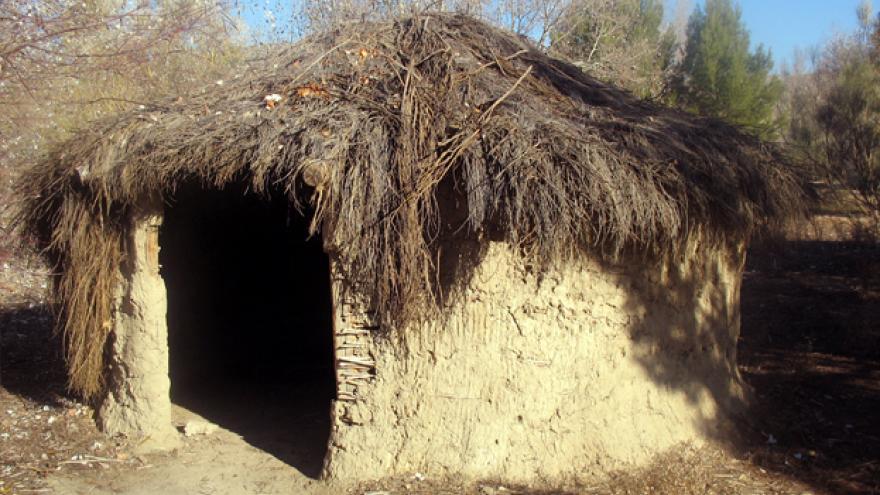 Recreación etnoarqueológica en el Centro El Campillo