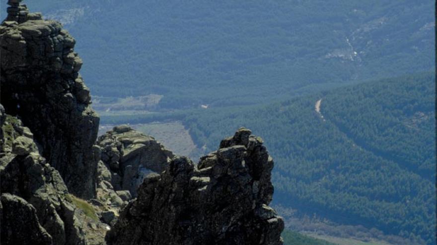 Senda Miraflores de la Sierra - La Morcuera - Bailanderos
