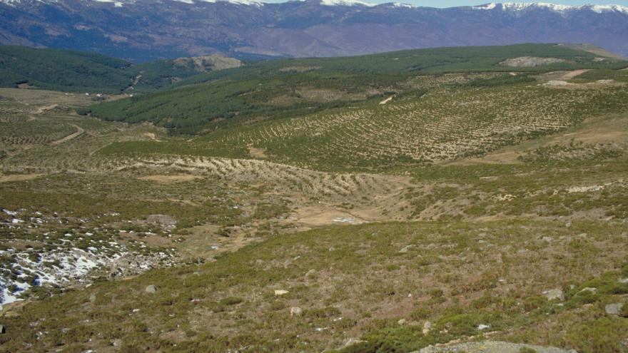 Senda Soto del Real - Puerto de la Morcuera