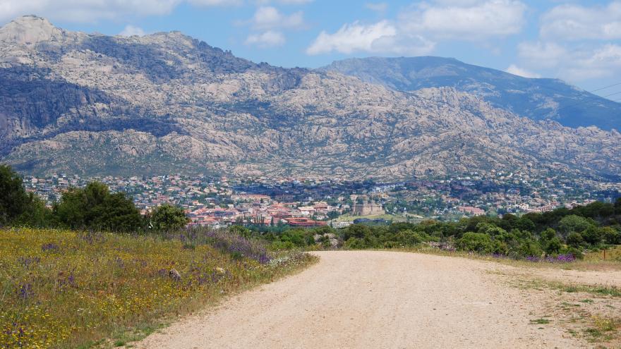 Etapa 4 Colmenar Viejo-Manzanares El Real