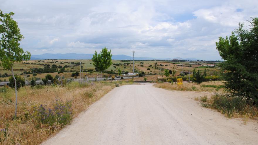 Etapa 2 Madrid-Tres Cantos