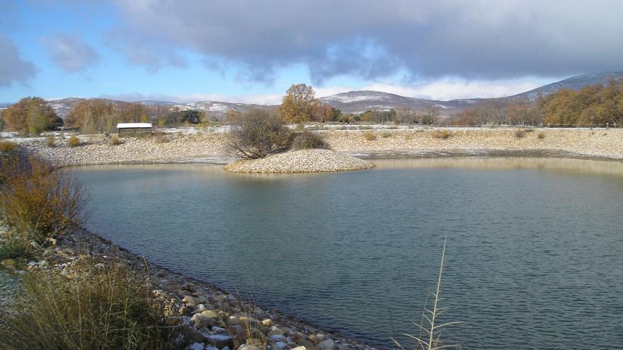 Laguna del Salmoral