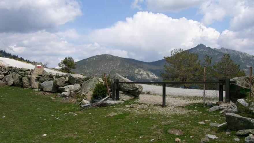 Valle de la Fuenfría - GR 10