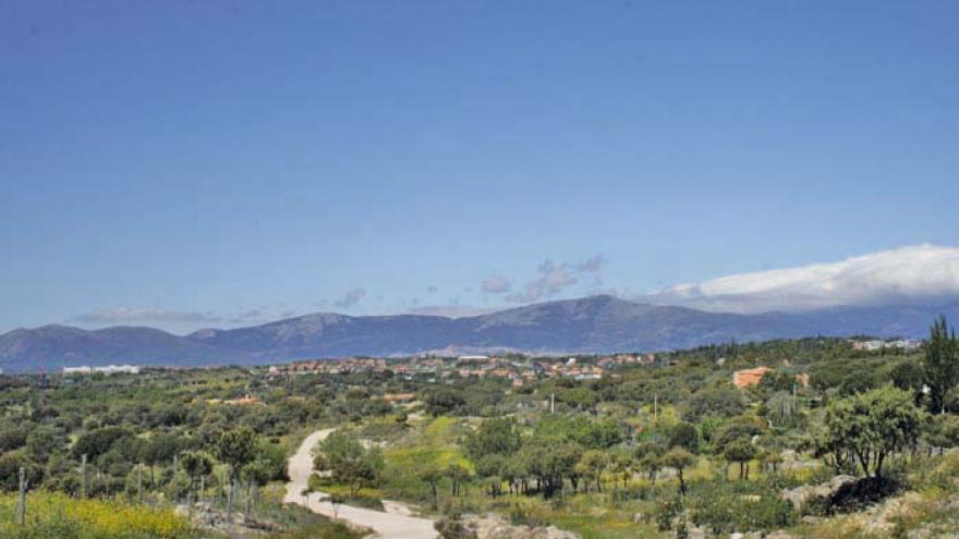 Senda circular de Galapagar y Colmenarejo - R11