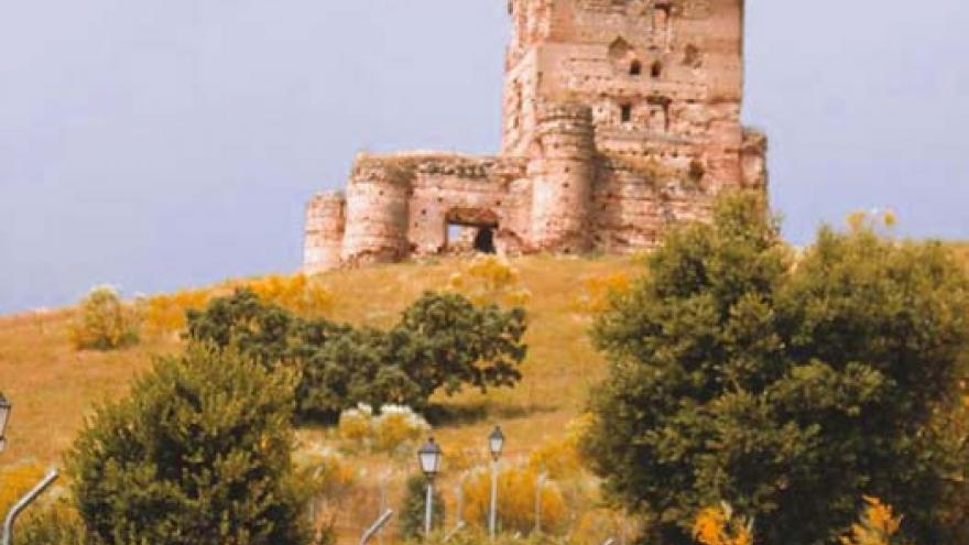 Vista del Castillo de Villafranca