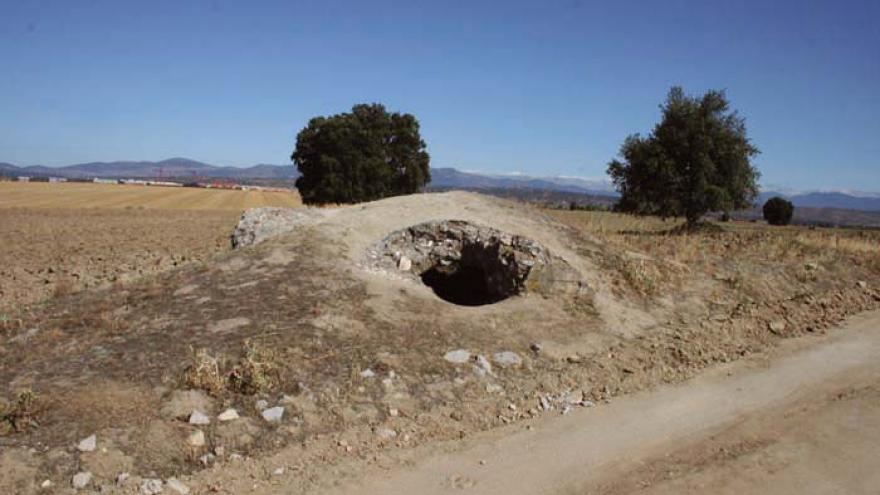 Senda de Villanueva de la Cañada a Brunete - R20