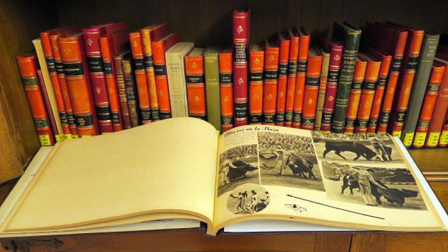 una muestra de la colección taurina