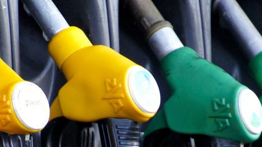 etiquetas de gasolineras