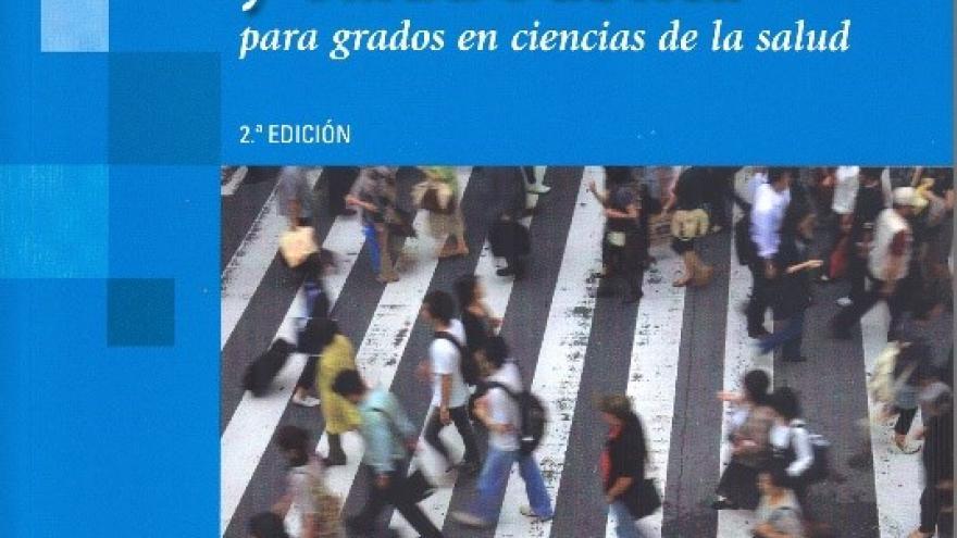 Manual de epidemiología y salud pública para grados en ciencias de la salud