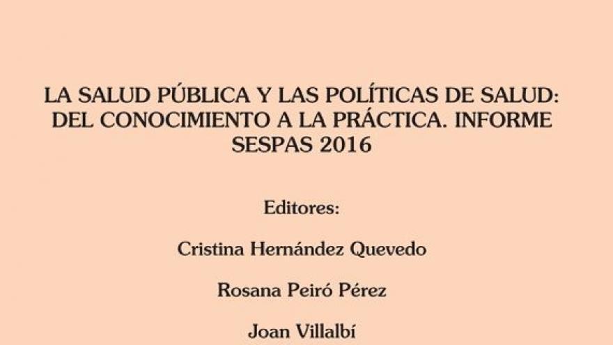Gaceta Sanitaria : Sociedad Española de Salud Pública y Administración Sanitaria