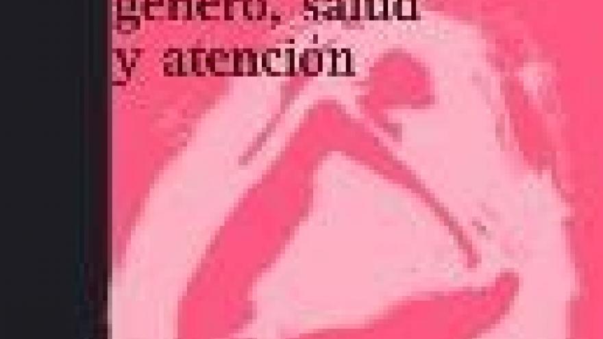 Antropología, género, salud y atención