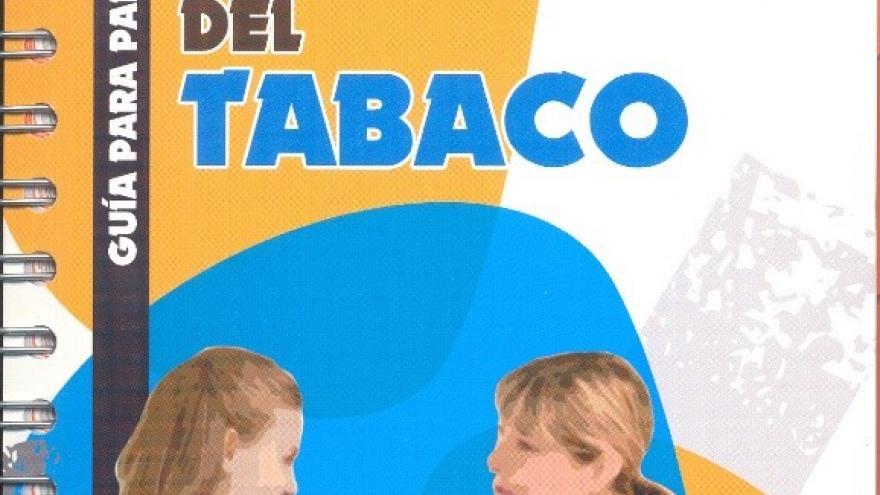 Habla con ellos del tabaco: guía para padres