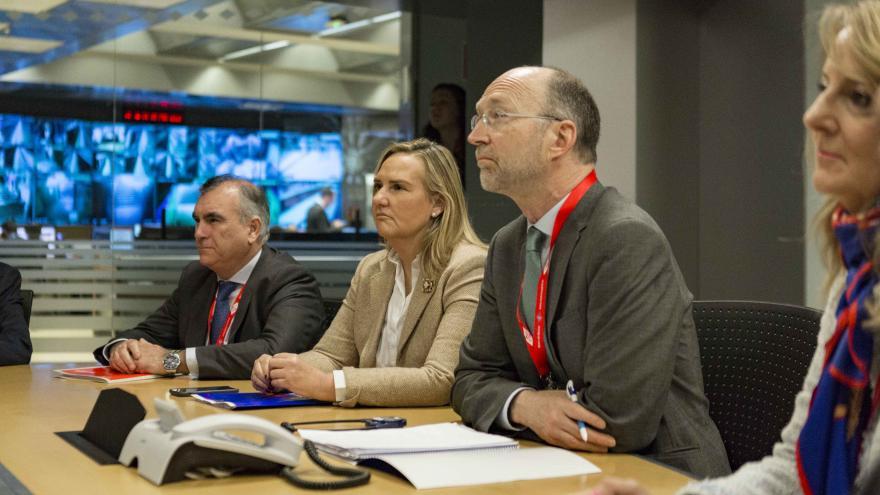 La Comisión Europea se interesa por el sistema de transporte público de la Comunidad