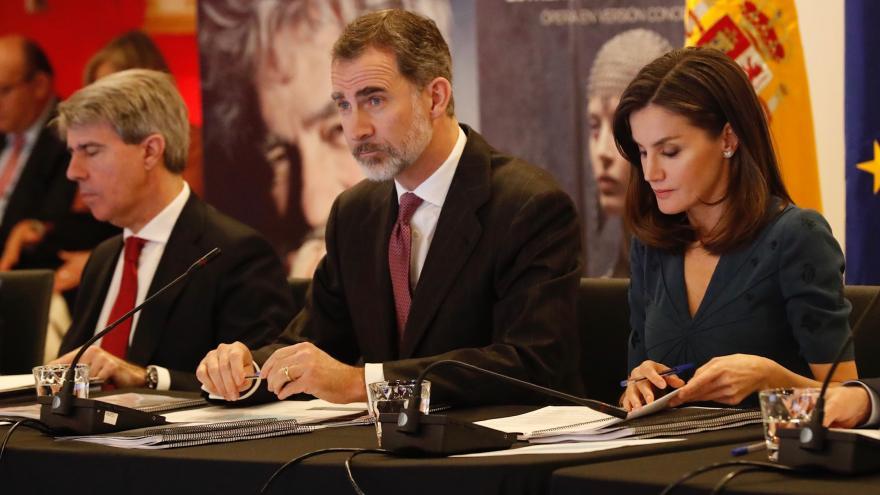 Ángel Garrido en el Patronato del Teatro Real
