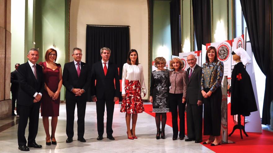 Garrido conmemora el centenario del Hospital Central de la Cruz Roja