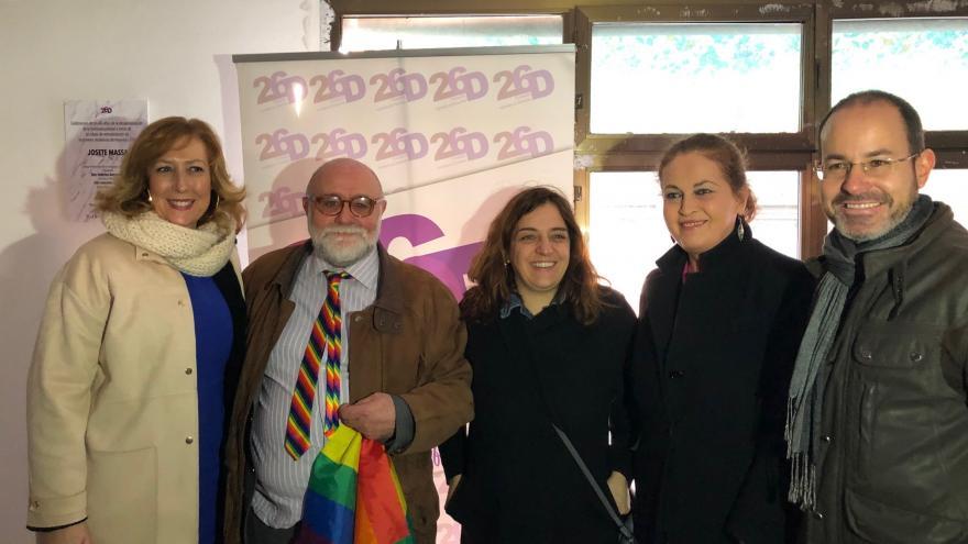 La Comunidad participa en el acto del 40 aniversario de la despenalización de la homosexualidad