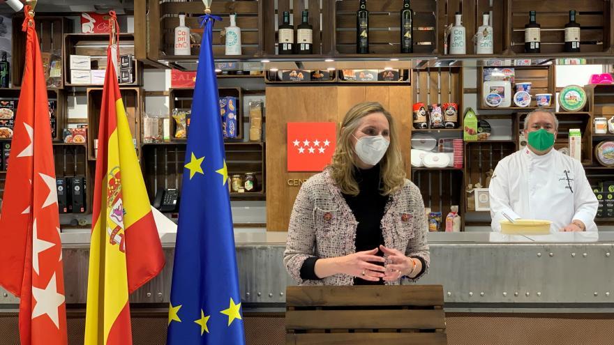 Presentación de los resultados de la investigación realizados por el IMIDRA y la empresa madrileña de chocolates La Colonial de Eureka