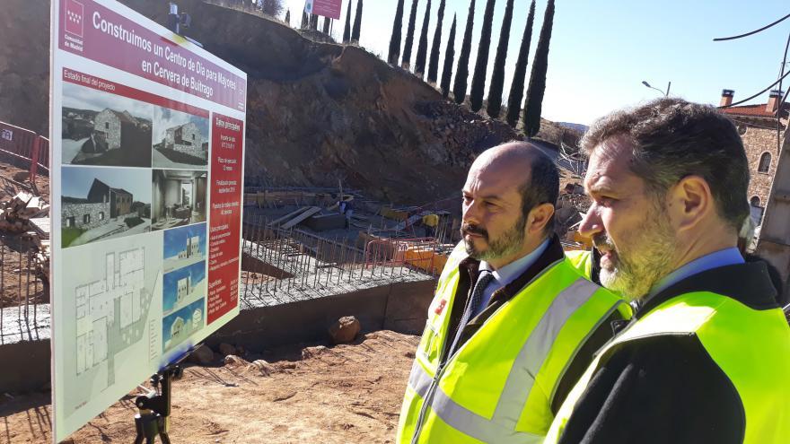 La Comunidad de Madrid destina a Cervera de Buitrago 1,2 millones de euros del PIR