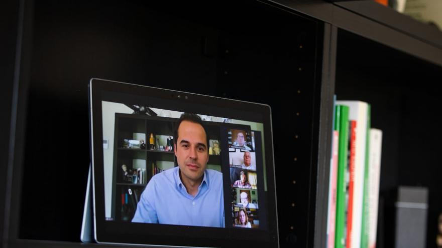 Videoconferencia Aguado