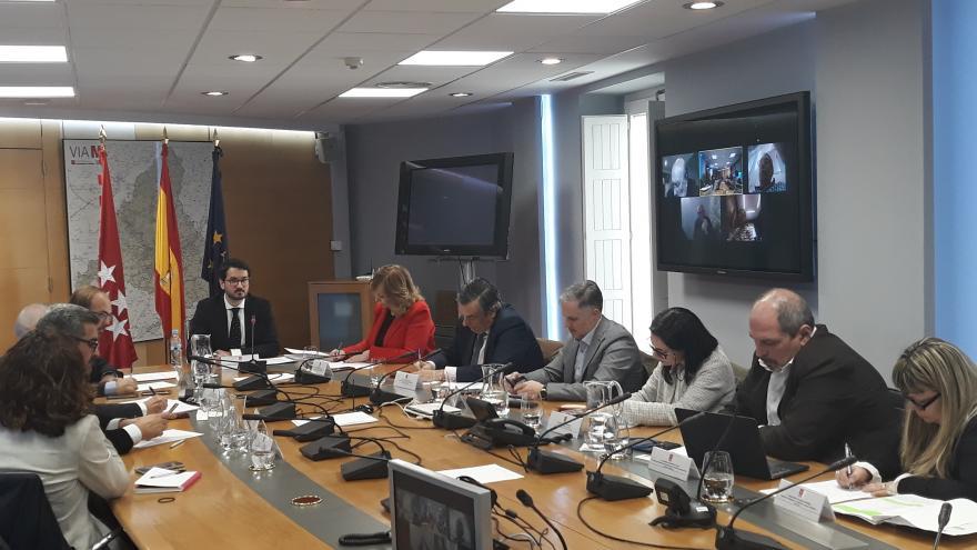 La Comunidad de Madrid pone en marcha el nuevo Consejo de la Emigración y el Retorno
