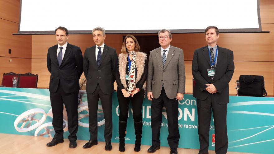 Javier Ruiz en el Congreso Civildron