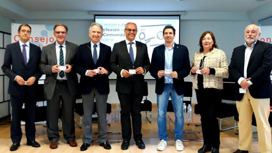 Rafael van Grieken en la Jornada sobre la Mejora de la Profesión Docente