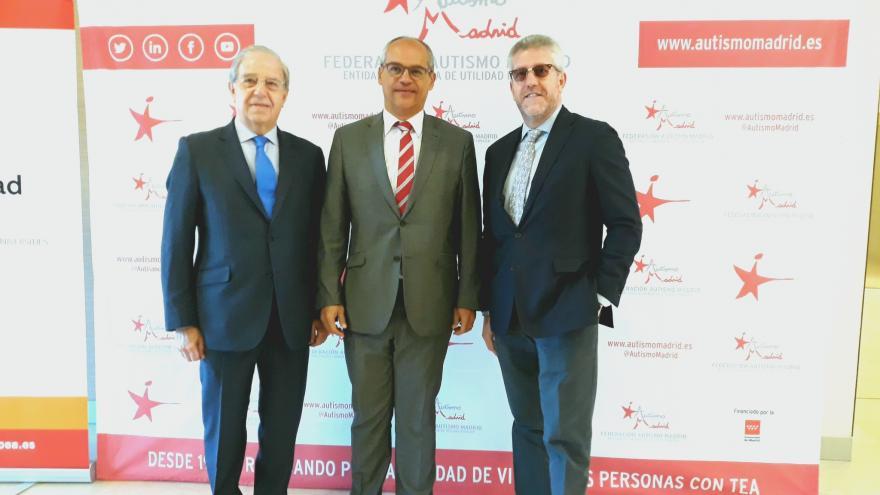 Rafael van Grieken asiste a la III Jornada Educación y TEA