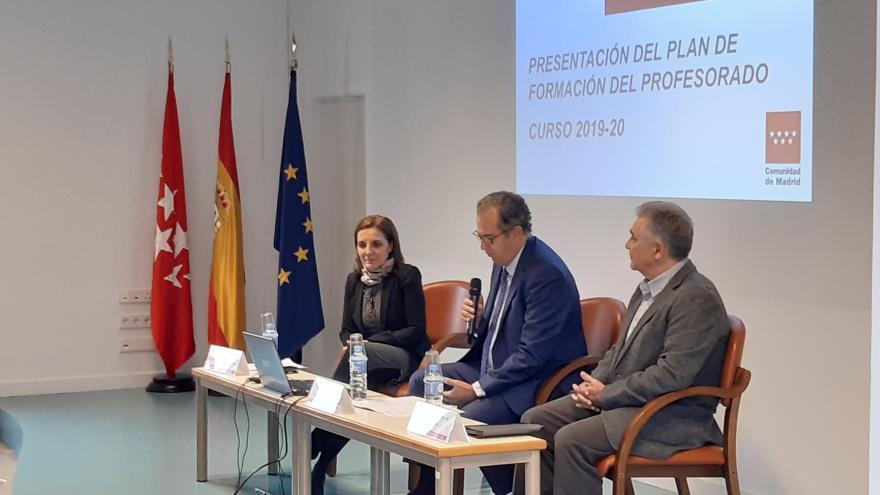 Enrique Ossorio visita el Centro Regional de Innovación y Formación Las Acacias