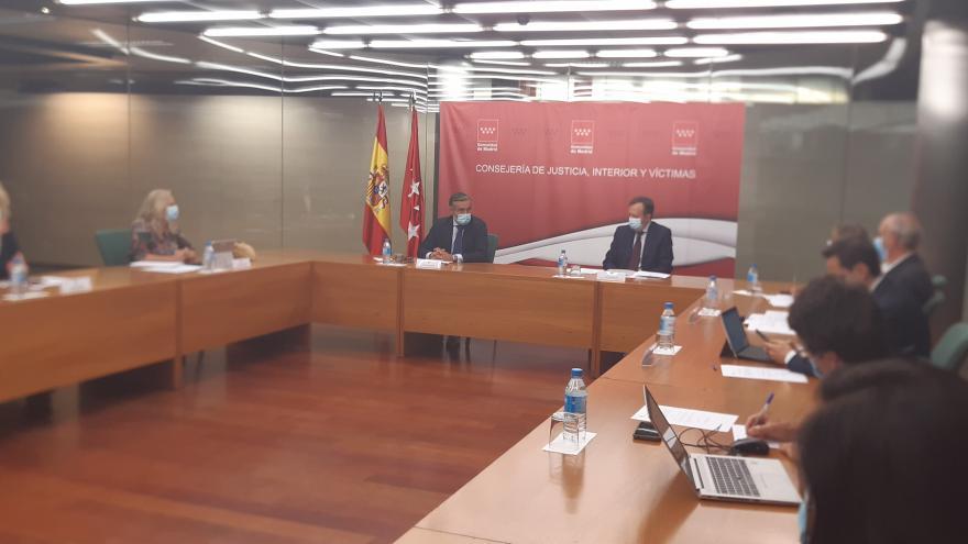 Enrique López y Alberto Reyero
